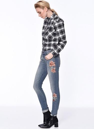 Jean Pantolon   Adriana - Super Skinny-Mavi